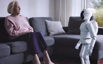 Robotisering grijpt diep in op zorg en samenleving