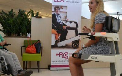 Robotrollator LEA moet patiënten beter leven geven
