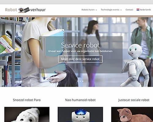 robot verhuur