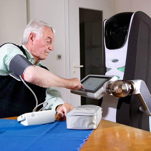 Gebruikersgemak en zelfstandigheid door inzet van robots