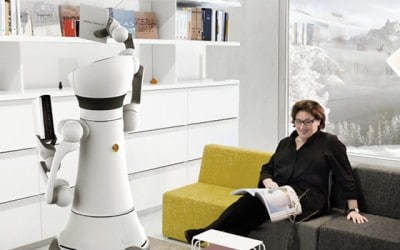 Internet of things, robots thuis