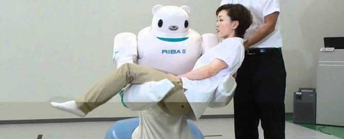 """""""Acceptatie robots in de zorg is nodig"""""""