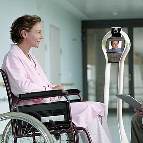 Verlagen kosten in de zorg door inzet van robots