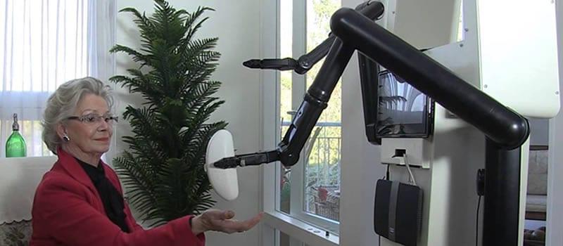 Empathische robot voor ouderen