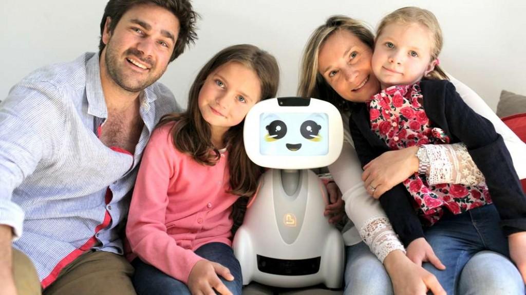 Sociale Buddy robot