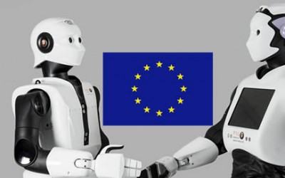 EU zorgrobot project grow me up