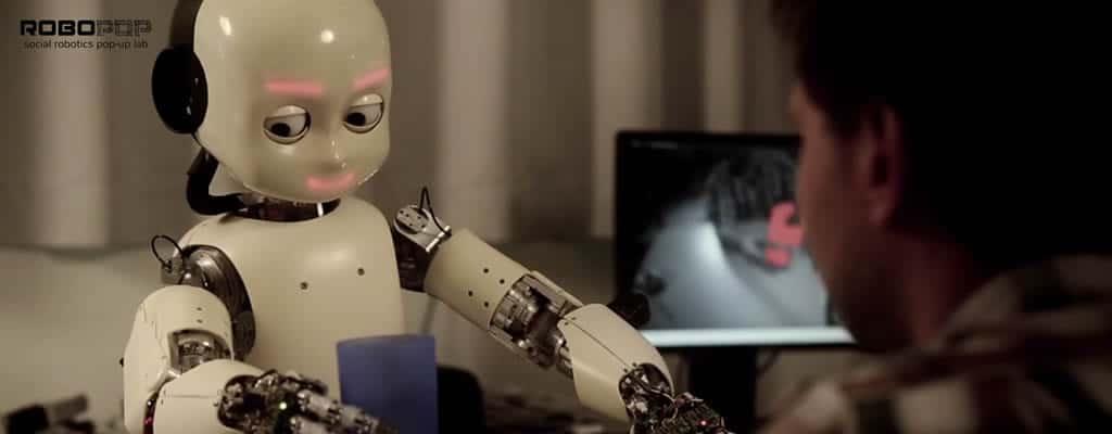 Robopop, sociale robots en onze levenskwaliteit