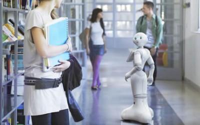 Robot voor klantenservice