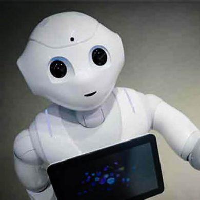 Sociale service robot