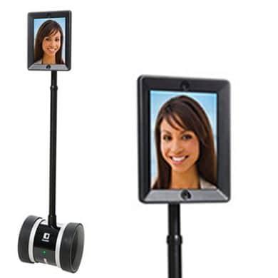 Telepresence robot Double