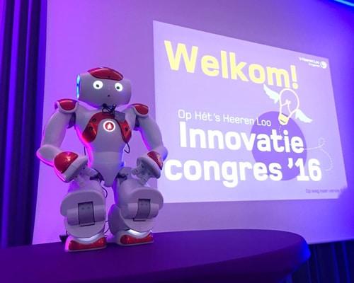 Robotzorg, Innovatie event 's Heeren Loo
