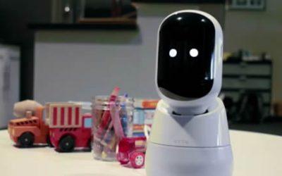 Samsung Otto desktoprobot
