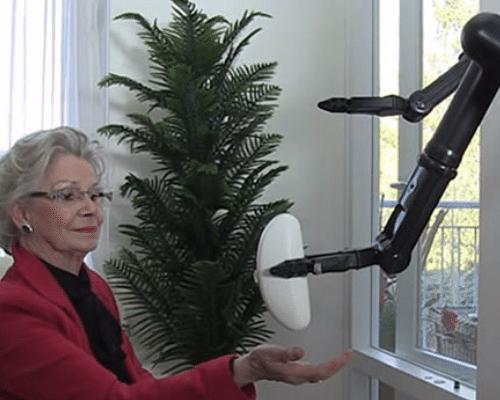 Veiligheid, inzet van robots en domotica