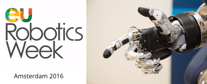 European-robotics-week-2016-Amsterdam