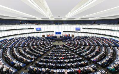 Europees Parlement, Nieuwe wetgeving voor robotica
