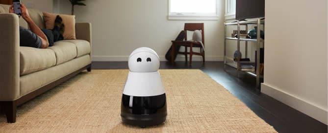 Kuri robot voor thuis