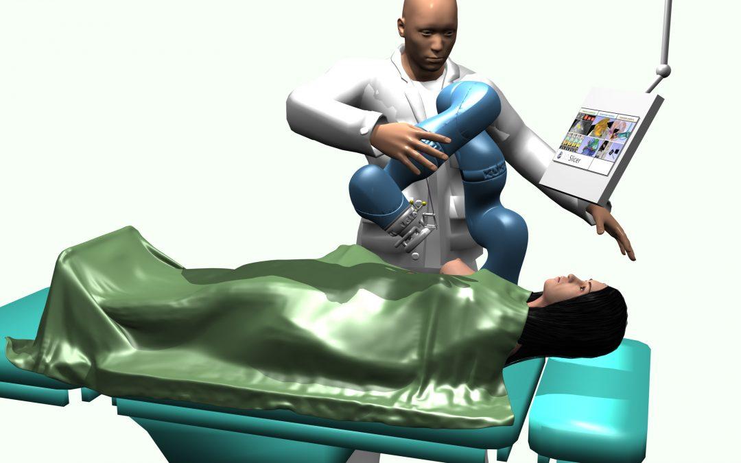 MURAB project: Biopsie robot assistent