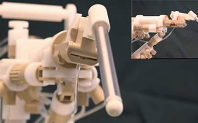 Robot voor prostaatkanker