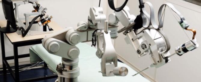 Robotchirurgen uit Eindhoven