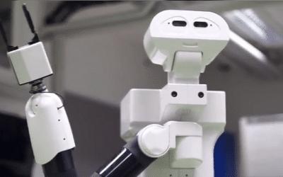 TIAGo robot