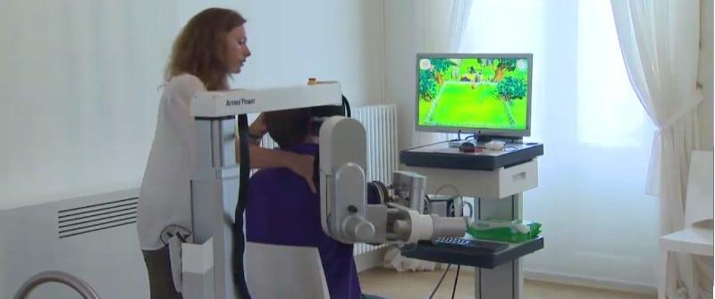 Robots voor zieke kinderen