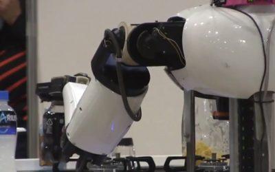 Tech United ook zilver zorgrobots