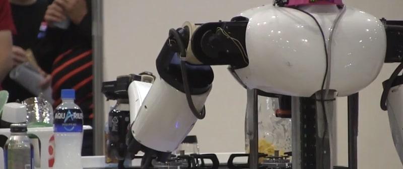 Tech United Zilver zorgrobots