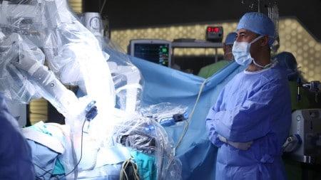 Acceptatie robots in de operatiekamer