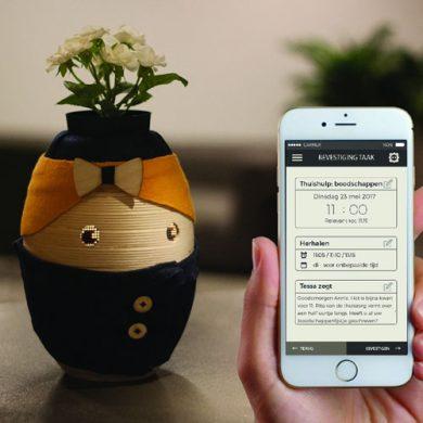 Tessa, sociale robot voor thuis