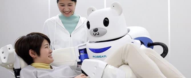 Japan, forse toename inzet robots bij zorgtaken in 2020