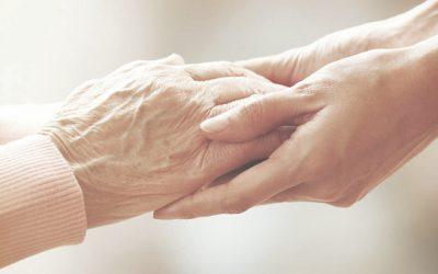 Aantal mantelzorgers halveert door vergrijzing