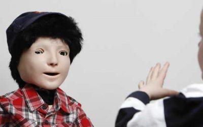 Inzet sociale robots bij kinderen met autisme
