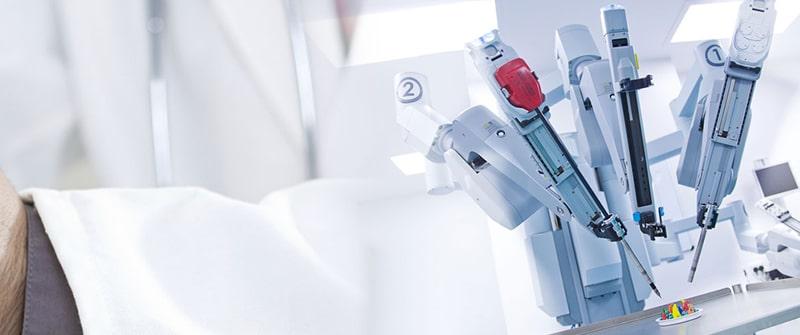 Robotchirurgie belangrijk in vernieuwend prostaatkanker centrum in Delft