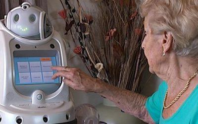 Robots helpen clienten met COPD bij herstel