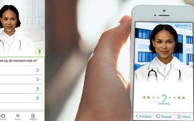 Chatbot voor controles bij hartfalen