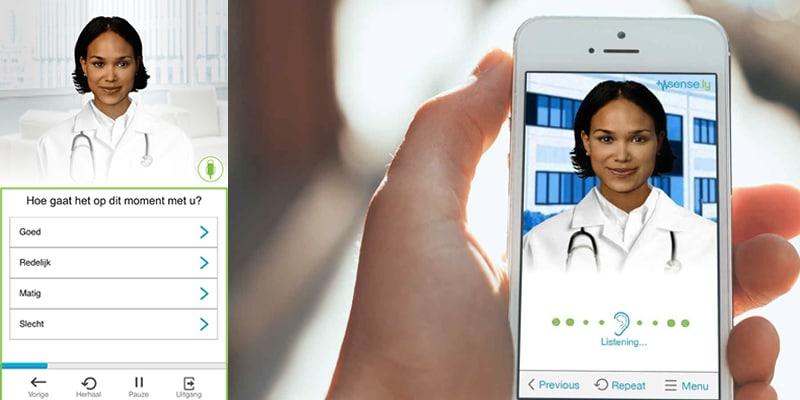 Chatbot ondersteuning bij hartfalen