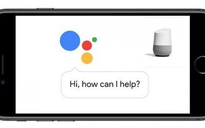 Digitale assistent wordt menselijk, Google assistant