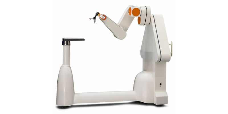 Robot voor behandeling hersenstamkanker