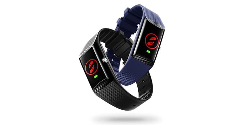 Slimme armband van Vodafone