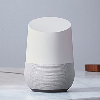 google home in het nederlands