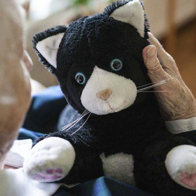 Justocat, Robotkat voor mensen met dementie