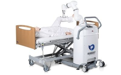 Geavanceerde robotarm voor revalidatie