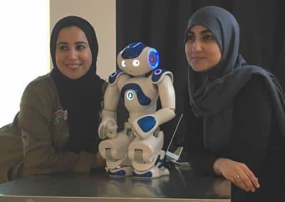 Kennismaken met robots, Innovatie dag