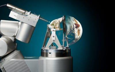 RoboSculpt, een operatierobot die zelfstandig werkt