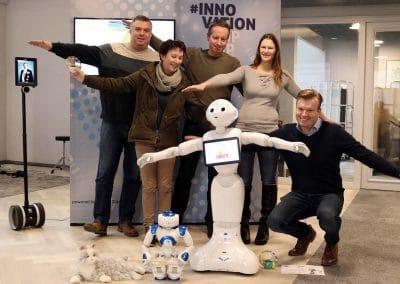 innovatie pop-up, team zeeuwland