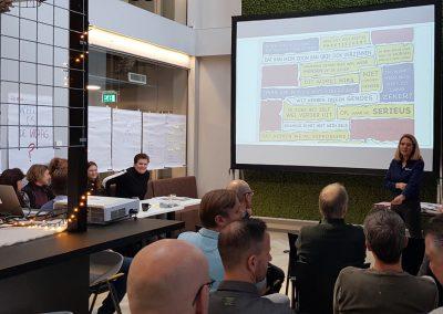 Design thinking in de zorg met medewerkers