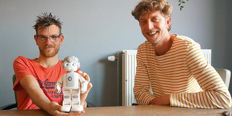 Robot Maatje helpt mensen met een licht verstandelijke beperking
