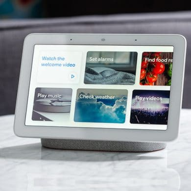 Google home hub in de nederlandse taal