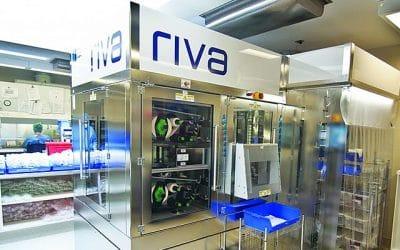 Riva systeem, robotisering van medicatie voorbereiding