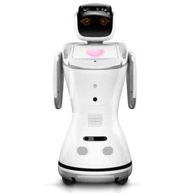 Sanbot robot voor hospitality
